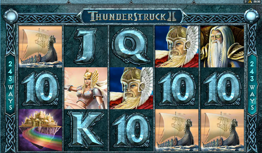 Spiele Thunderstruck - Video Slots Online