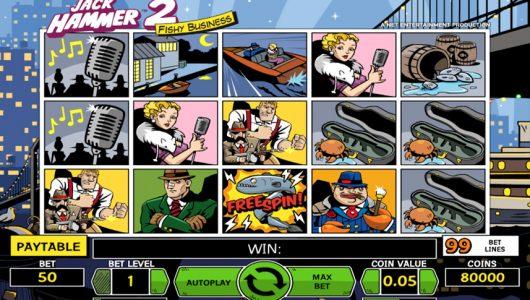 Jack Hammer 2 Slot